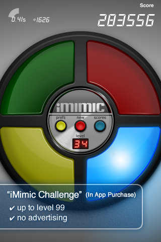 """TGWK's Review of """"iMimic"""" v1 1 (iOS) 