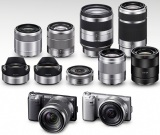 Available and Upcoming Sony E-Mount Lenses From Tamron, Sigma, and Rokinon