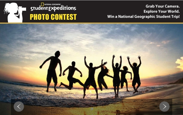 nat Geo Student Photo Contest Banner Image