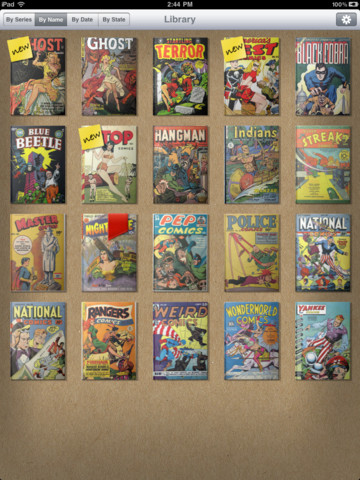 TGWK's Review – ComicFlow v1 0 5 (iPad) | The Gamer With Kids