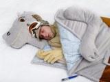 Keep Warm Inside a Tauntaun SleepingBag