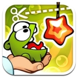 Cut the Rope: Experiments for iOS Review [TheGamerWithKids.com]