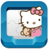 Hello Kitty's Puzzle Game v1.0.1 for iPad Review [TheGamerWithKids.com]