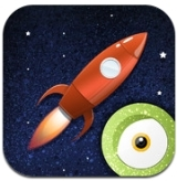 Wee Rockets v1.0 for iPad Review [TheGamerWithKids.com]