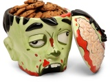 Zombie Gear – Zombie Head Cookie Jar