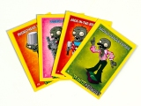 Plants vs. Zombies Trading Cards – Profits Going toCharity