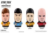 New Star Trek X MIMOBOT Collection