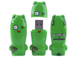 Mimoco MIMOBOT UglyDoll Ox Review – Designer USB Flash Drives