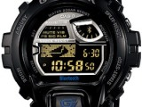 Casio's Bluetooth 4.0, iPhone Compatible G-ShockWatch