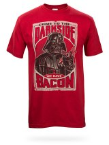 OMG! Star Wars + Bacon = Pure Awesomesauce!