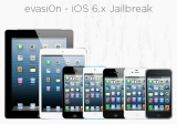 envasi0n iOS 6.x Jailbreak Released