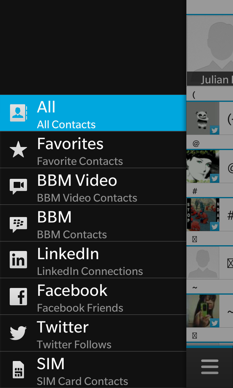 Img_00000102 Whatsapp Call History Blackberry Z10 How To Delete Facebook