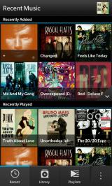 BlackBerry Z10 Music Player App Review – Is It AnyGood?
