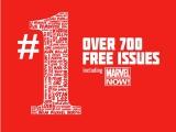 Marvel Offering Over 700 Free Digital Comic BooksAgain