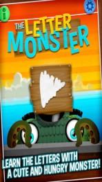 The Letter Monster