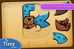 Tizzy Animal Alphabet Puzzles