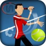 Stick Tennis v1.3 for BlackBerry 10Review