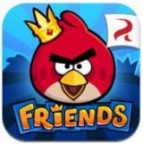 Angry Birds Friends Available Now In the App Store for Free