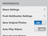 Instagram Tip: Disable Auto-Play of Videos