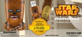 Mimoco Announces Star Wars Chewbacca Variant Limited Edition MIMOBOT