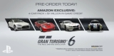 Gran Turismo 6 Amazon Pre-Order Details – $1 Million In-Game Credit and Exclusive 4-Car Pack[Video]