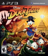 Disc Version of Duck Tales: Remastered Will Hit Stores, November12th