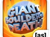 Giant Boulder of Death – Flatten Villagers and Cows for Fun (iOS App Review)