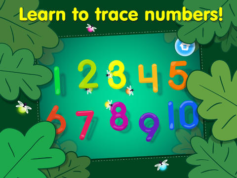 Academy 123 tracing learn to write numbers easily ios app review