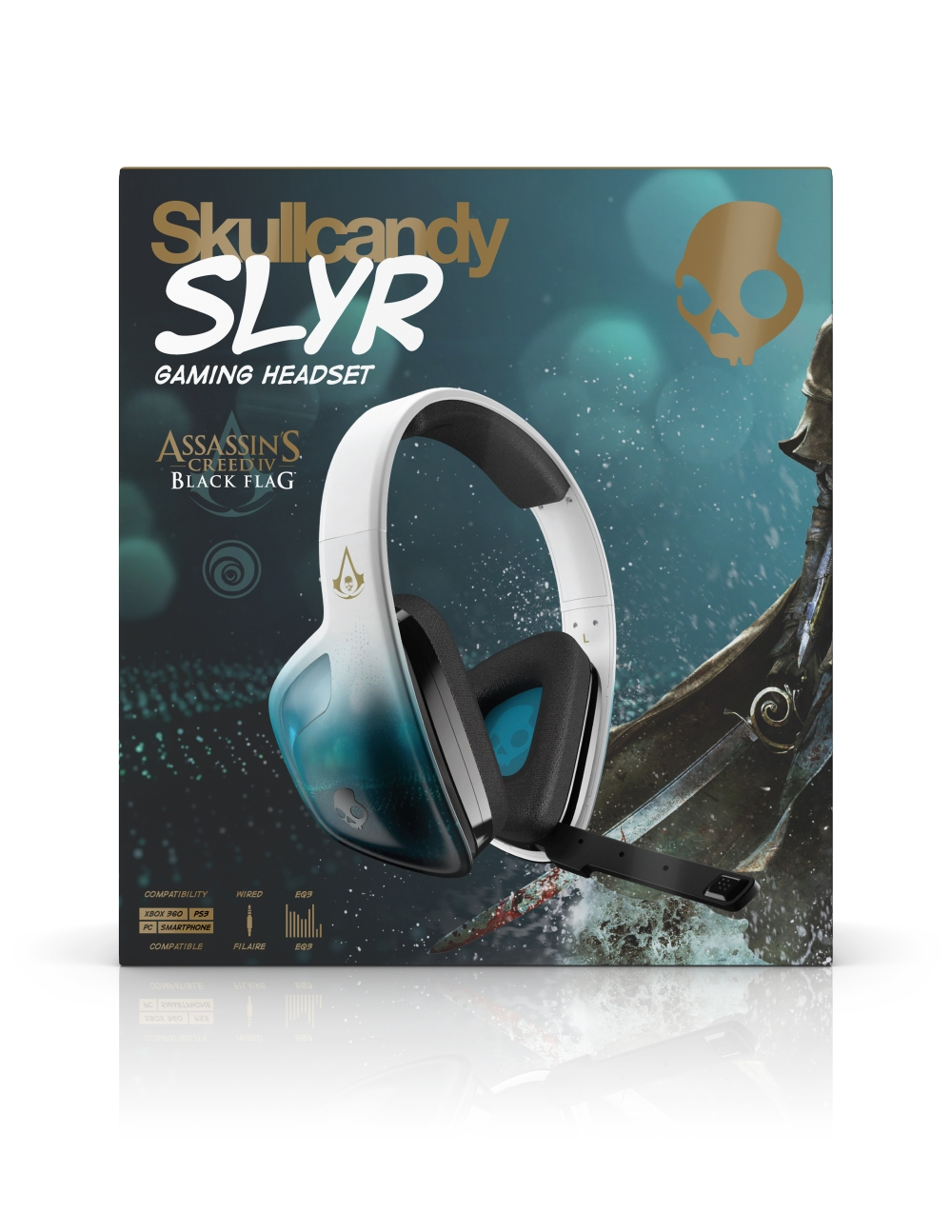 Skullcandy Annouces Special Edition Assassin\'s Creed IV Black Flag ...