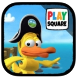 PlaySquare Presents WordWorld's Pirate Ship (iOS App Review)