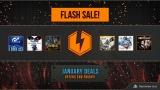 PlayStation Network Flash Sale – PS4, PS3 and PS Vita Games Up to 50%Off