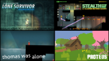 Curve Studios Mega Bundle Out Now – Includes Thomas Was Alone and Stealth Inc. (PS3/PS Vita)