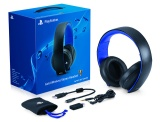 Sony Announces Gold Wireless Headset Plus 1.60 PS4 Update Coming Tonight