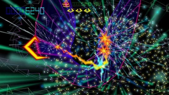 Retro Game Tempest 2000 Remake, TxK Out Today for PS Vita | The