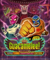 Guacamelee! Super Turbo Championship Edition Coming to PlayStation4