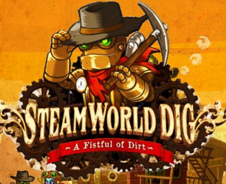SteamWorld Dig: A Fistful of Dirt
