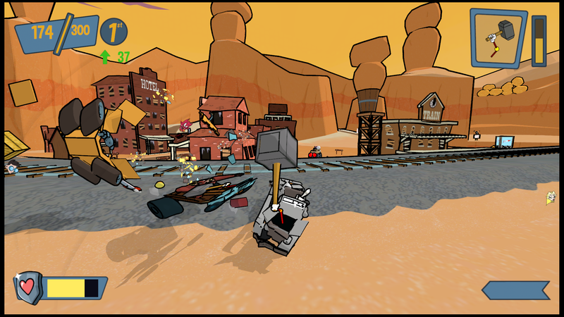 Cell Damage Launches as a Cross-Buy Title for PS4, PS3, and