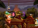 Worms Battlegrounds Review on PlayStation4
