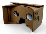 Make Your Own Virtual Reality Headset with Google Cardboard