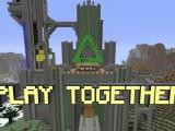 Minecraft PS4 Announcement Trailer E3 2014(Video)