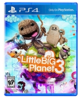 LittleBigPlanet 3 Release Date is November 18th for Both PS4 & PS3