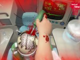 Surgeon Simulator A&E Gameplay on PS4 – Kidney and BrainTransplant