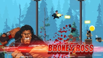 Broforce - The Expendabros 1