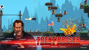 Broforce - The Expendabros 2
