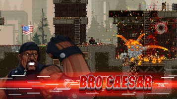 Broforce - The Expendabros 5