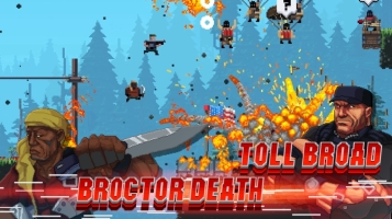 Broforce - The Expendabros 6