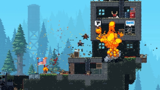 Broforce - The Expendabros Screen 6