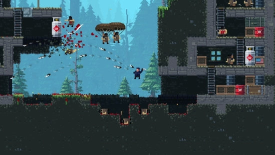 Broforce - The Expendabros Screen 7