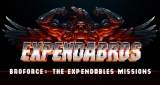 Broforce and Expendables 3 Join Forces and Release Free THE EXPENDABROS Game on STEAM