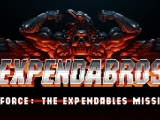 Broforce and Expendables 3 Join Forces and Release Free THE EXPENDABROS Game onSTEAM